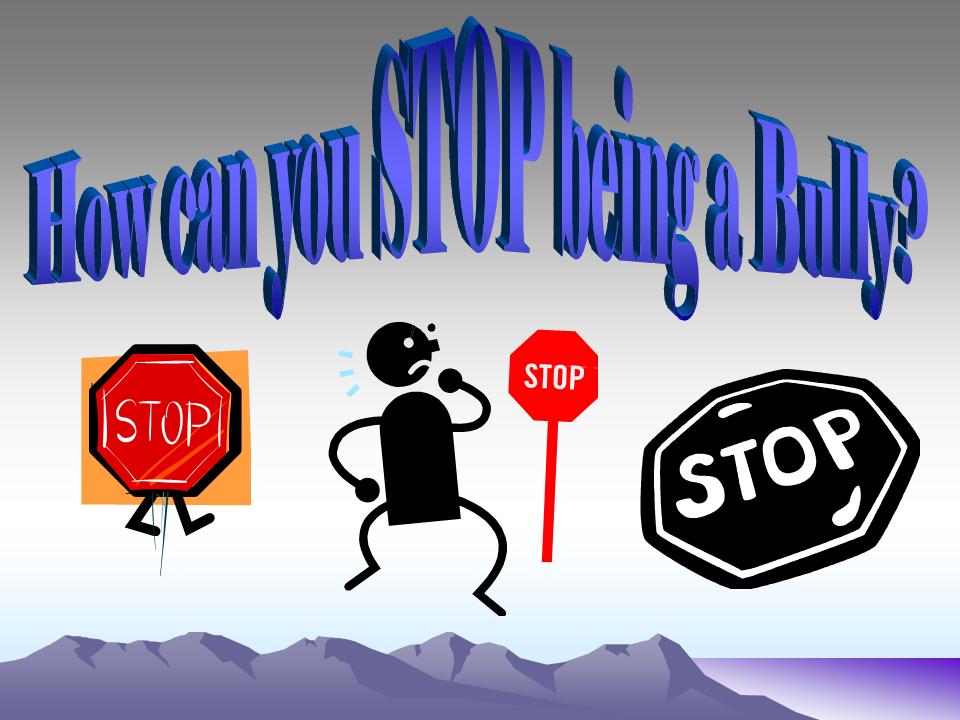 Bullying Presentation | Kitwanga Elementary School